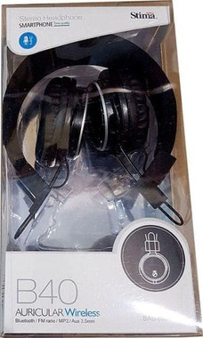 AURICULARES  WIRELESS BT B40 SAB-6934